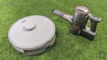 石頭科技在台推出 S5 Max 掃拖機器人與 H6 手持吸塵器