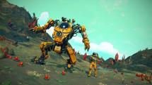 No Man's Sky、巨大ロボ登場のアプデ「Exo Mech」配信開始。VRならコクピット視点で操縦も