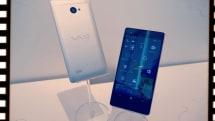 2016年4月22日、VAIOらしいデザインのWindows 10 Mobile機「VAIO Phone Biz」が発売されました:今日は何の日?
