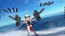 艦これ・アズレンを越える3Dと演出!?「蒼藍の誓い - ブルーオース」|GWおすすめゲーム