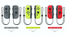 Switch純正コン「Joy-Con」左右セットの3色が生産終了。購入希望の方はお早めに