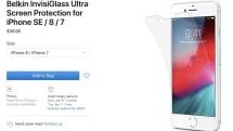アップル公式オンラインストアに新型「iPhone SE」の手がかりが登場