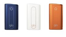 スティックを太くして吸いごたえUP、新型加熱式たばこ「glo hyper」4月13日発売