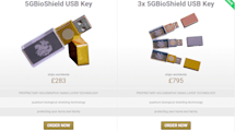 英国で「5G電波の害から保護」うたうフェイクUSBデバイス発売中。価格数万円