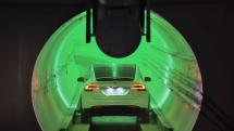 ラスベガスに「Loop」用トンネルが開通。イーロン・マスクの新地下交通システム