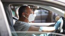 Uber、配車サービス再開時ドライバーや乗客にマスク着用を求める方針