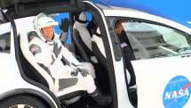 SpaceX、Crew Dragon初の有人打上げは天候不順で延期。次回予定は日本時間31日早朝