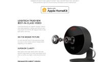 ロジクールのスマートカメラ「Circle View(仮)」画像リークか HomeKit対応の有線モデル
