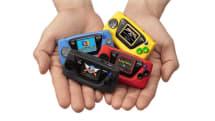 为纪念 60 周年,SEGA 推出 Game Gear Micro 迷你复刻掌机