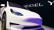 特斯拉开始交付 Model Y