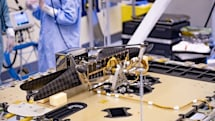 NASA 的火星直升机准备好登上旅程了