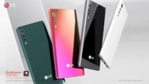 采用全新雨滴设计的 LG Velvet,将于下月发布