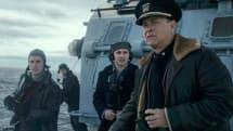 汤姆·汉克斯主演的二战改编电影《灰猎犬号》将上架 Apple TV+