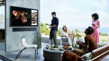 Samsung 將會推出亮度高達 2,000 流明的戶外 QLED TV