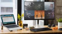HP 新款顯示器以防藍光為賣點