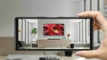 Sony 的新 AR 應用,讓你知道家裡能放多大的電視
