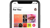 Apple Music 引入 AI 算法生成歌单《Get UP!》,为你打气!