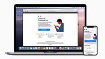 苹果跟美国 CDC 合作上线了新冠自查指南 app 及网站
