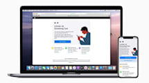 Apple 跟美國 CDC 合作上線了新冠自查指南 app 及網站