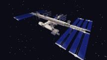 《Minecraft》带学生们免费游览国际太空站