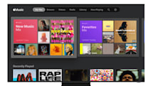 Apple Music 已登陆部分三星智能电视