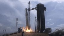 SpaceX Crew Dragon 载人首飞升空,开启美国及商用太空新页