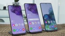 三星 Galaxy S20 系列、Galaxy Z Flip 国行上市资讯确定