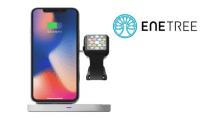 使用時の「しっくり感」が魅力。iPhone+Apple Watch同時充電スタンドが8000円で