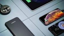 4台同時充電で小型の20000mAhバッテリーが3199円、AUKEYがPB-Y14のセール中