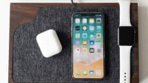 iPhoneにApple Watch、無線イヤホンまでを手軽に充電。マルチ充電ステーションをGlotureが販売