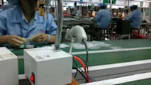 Students allegedly being forced to work in Chinese tech factories