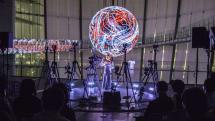 Bjork's VR album is a work in progress, just like the medium itself