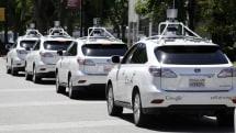 谷歌的自动驾汽车原来不懂应付会玩花式的自行车啊~