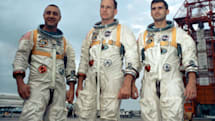 NASA will use Apollo 1 hatch to honor fallen crew