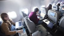 American Airlines upgrading 500 jets to faster satellite WiFi