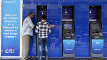 WSJ: Citigroup is testing iris-scanning ATMs from Diebold