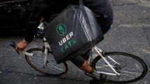 UberEats now does breakfast in London
