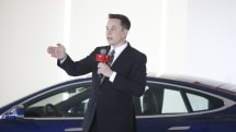 Tesla may build cars in China within the next two years