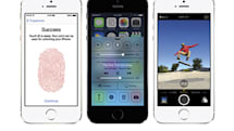 iPhone 5s slaps down competitors in early benchmarks