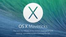 Apple seeds new GM build of OS X Mavericks