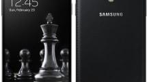 Samsung 推出 Galaxy S4 和 S4 mini Black Edition,换色又换背