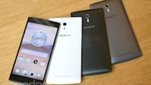 Oppo Find 7 is the world's first phone that can take 50MP photos (video)