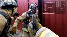 Firefighter developing Google Glass apps to help with response and rescue