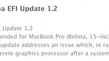 Apple releases MacBook Pro firmware updates
