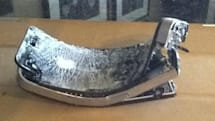 Can you guess what happened to this iPhone?