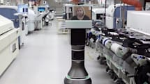 iRobot's Ava 500 telepresence-on-a-stick is rolling out now (update: $69,500!!)
