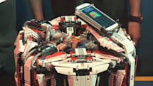 Cubestormer 3 创出 3.253 秒还原魔术方块的世界纪录(影片)