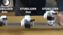 Kickstarter:Stubilizer 可以讓 GoPro 拍出來的影片更為穩定