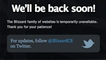 Reaching Blizzard support if you can't log in