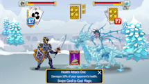 Sony launches Blackjack-meets-RPG Suits and Swords on iOS, Android
